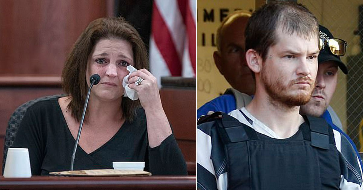 father killed.jpg?resize=1200,630 - Father Killed His Five Children - Mother Broke Down During Her Testimony At The Death Penalty Trial Of Her Ex-Husband