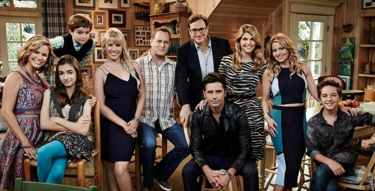 feature full house.jpeg?resize=412,275 - 20 Then And Now Pictures Of The 'Full House' Cast