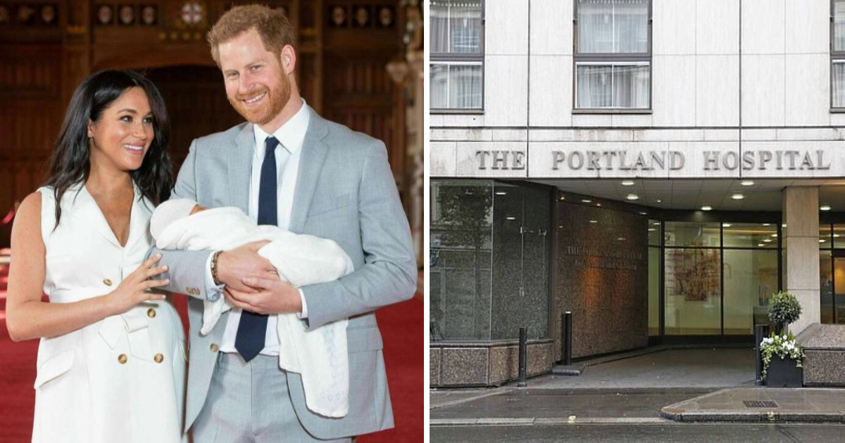 featured image 21.png?resize=1200,630 - Inside The Luxury Portland Hospital Where Meghan Gave Birth