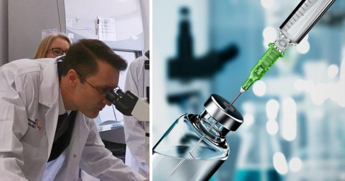 featured image 45.png?resize=300,169 - Un médecin australien a dévoilé un traitement qui guérit le cancer avec une «injection simple»