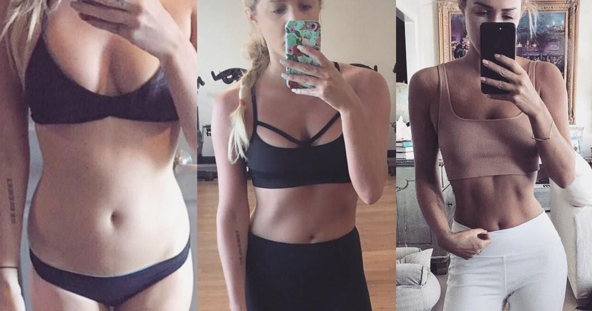 featured image 58.png?resize=1200,630 - Instagrammer Proved That Weight Is Just a Number By Sharing Different Pictures Of Her Body At 125lbs
