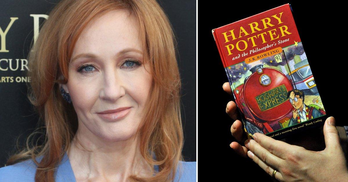 featured image 62.png?resize=412,232 - Une rare édition originale de 'Harry Potter et la pierre philosophale' vendue pour 34 000 €