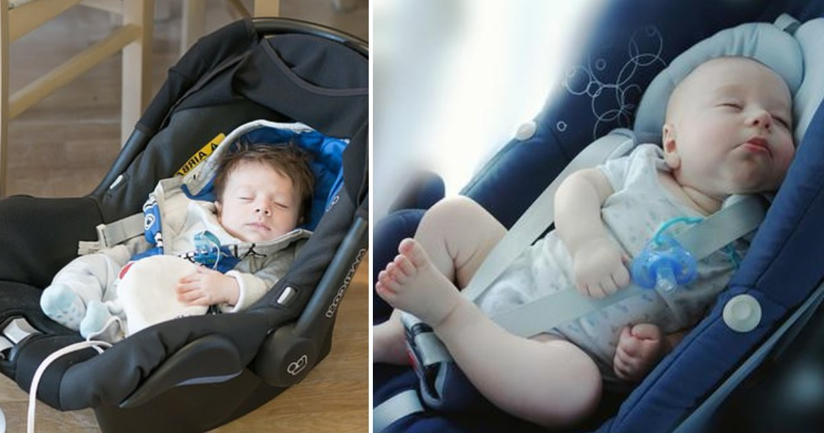 featured image 63.png?resize=412,232 - Parents Must NOT Use Car Seats As Cribs
