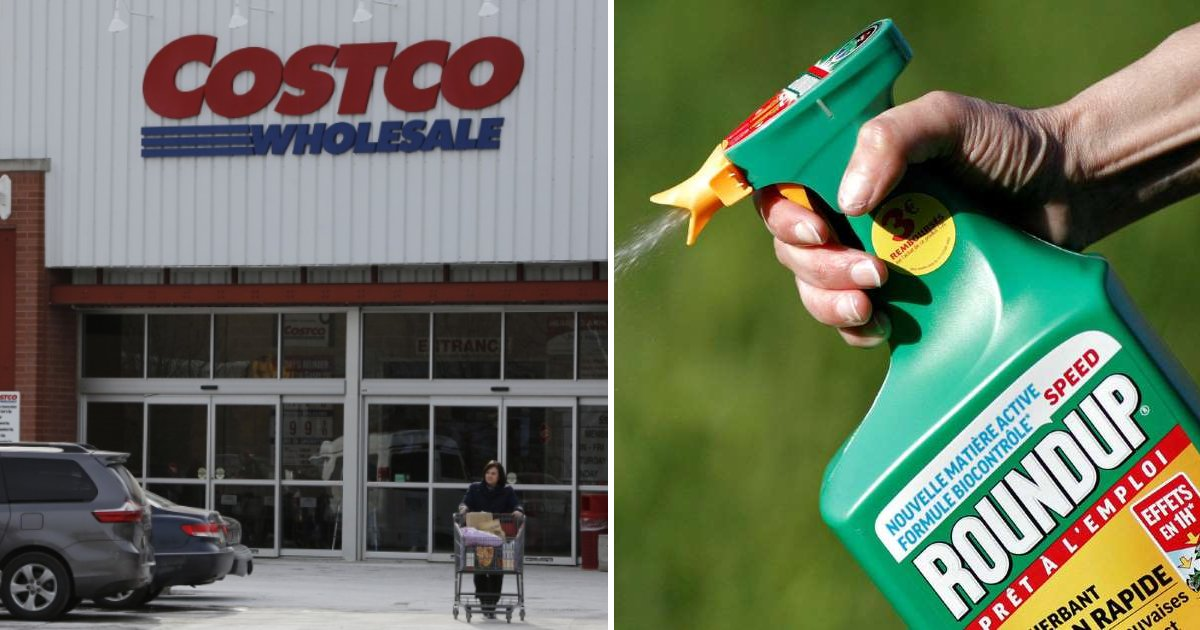 featured image 64.png?resize=1200,630 - Costco Removed 'Roundup' Products From Stores After $2Billion Lawsuit