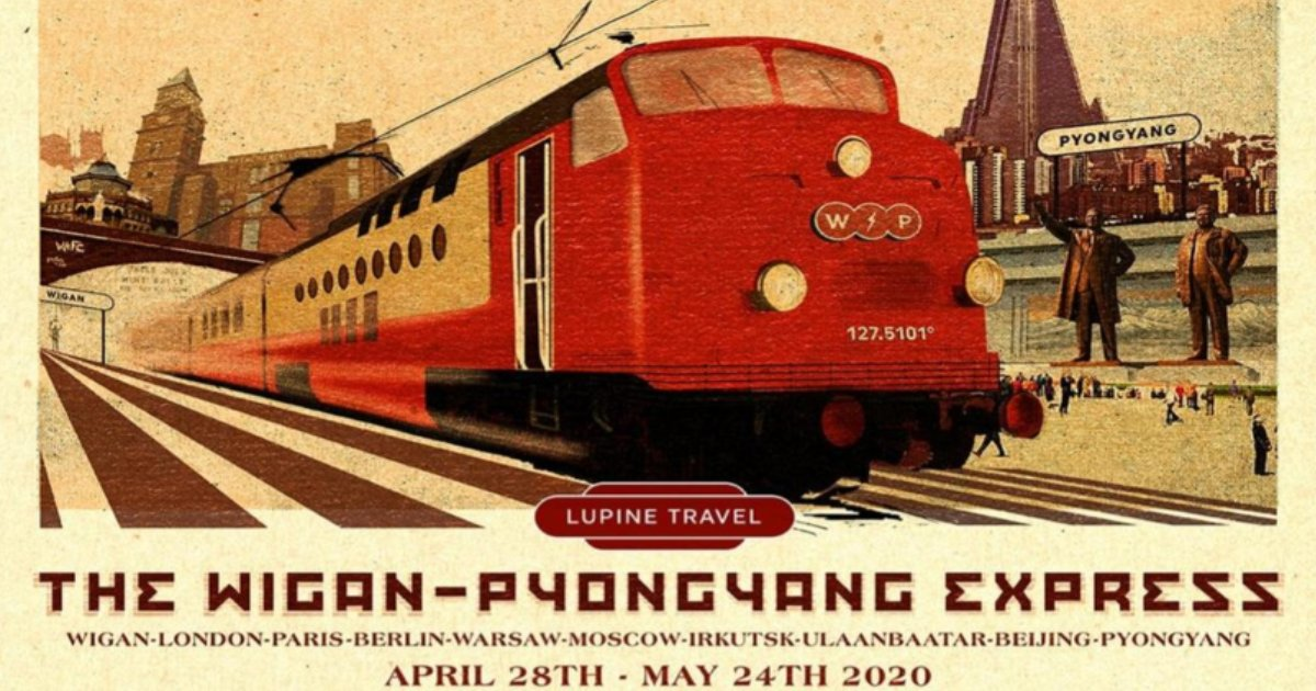 featured image 69.png?resize=1200,630 - You Can Now Board A Train From England To Pyongyang