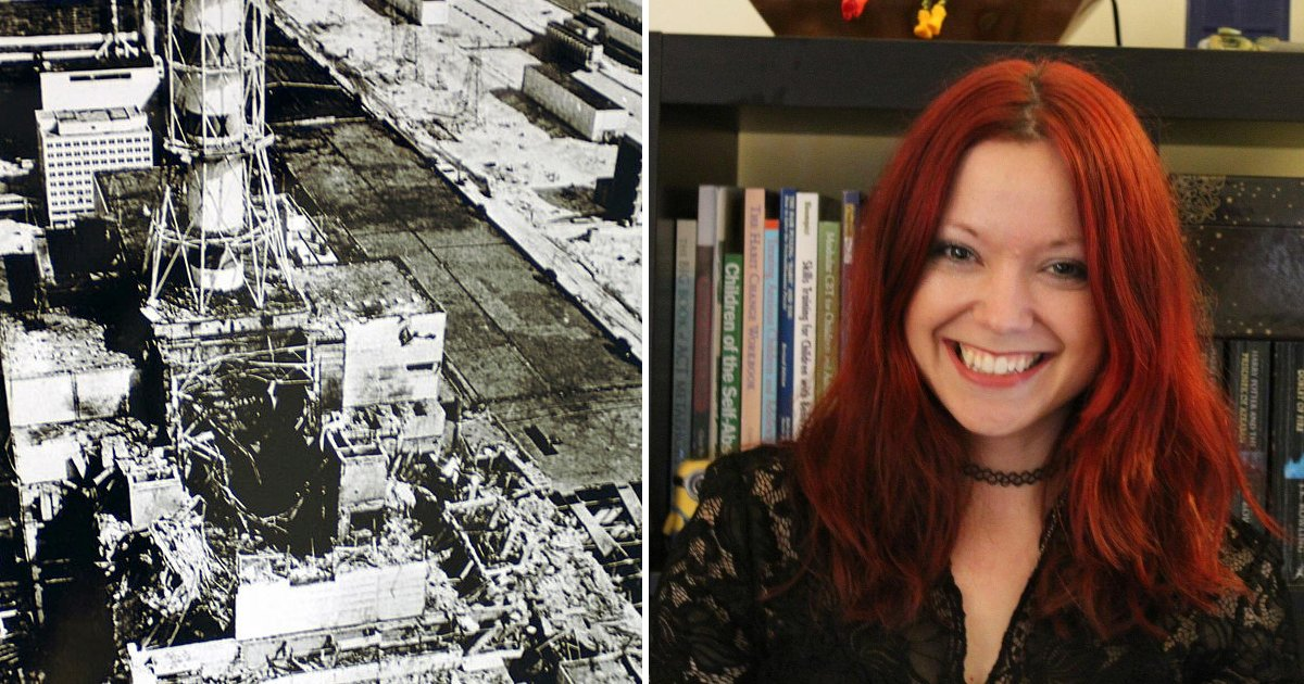 featured image 75.png?resize=1200,630 - Une femme qui a survécu à la catastrophe de Tchernobyl à l'âge de 3 ans a déclaré qu'elle se sentait «connectée» aux personnages de X-Men