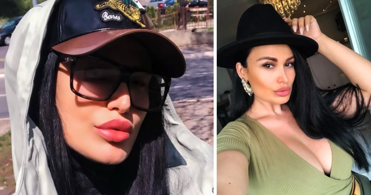 featured image.png?resize=412,232 - Kim Kardashian Look-Alike Claimed She's 'More Beautiful And Natural' Than Her Celebrity Doppelganger