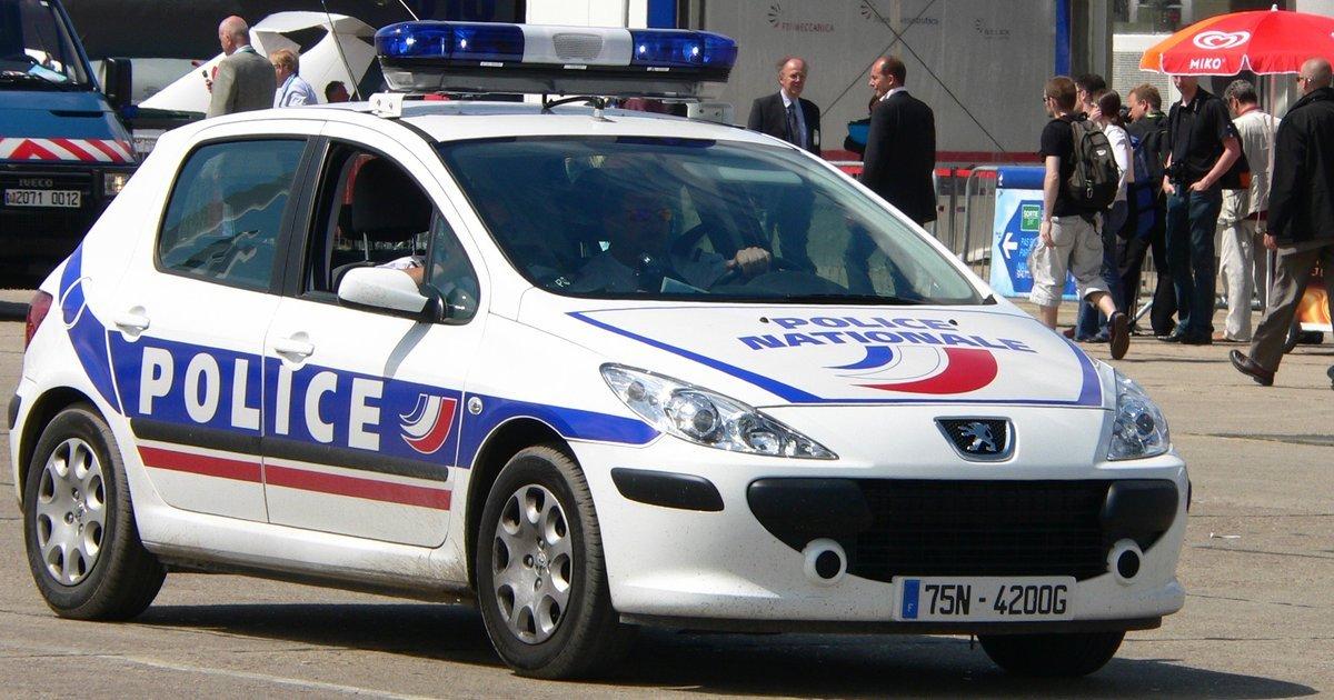 french police p1230006.jpg?resize=1200,630 - Record battu: La douane Française saisit 11 tonnes de cannabis.