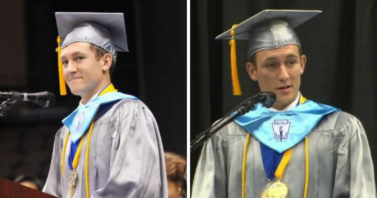 furlong5.png?resize=1200,630 - Valedictorian Admitted He's Homeless In Speech At Graduation