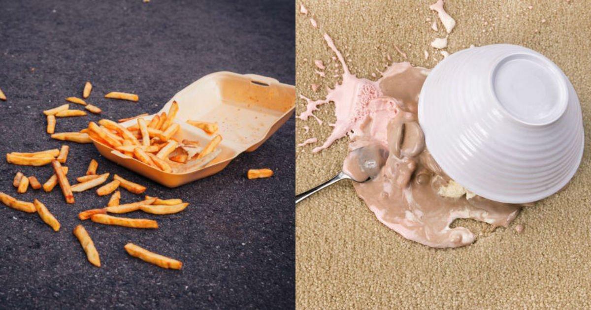"""g9yscw7k77p9nh5rd431 ebb3b5ec82acebb3b8.jpg?resize=300,169 - """"'바닥'에 떨어진 음식 'O초' 안에 먹으면 '안전'하다""""(연구)"""
