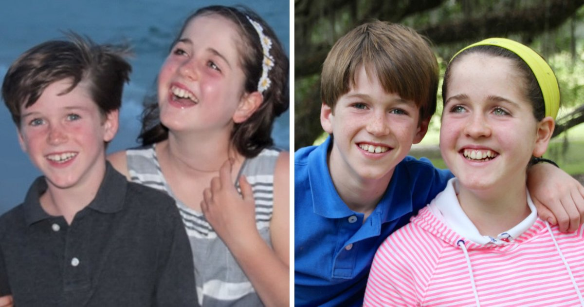garland7.png?resize=1200,630 - 14-Year-Old Boy Raises $1.2 Million To Help Save Sister's Life As She Fights Rare Disorder