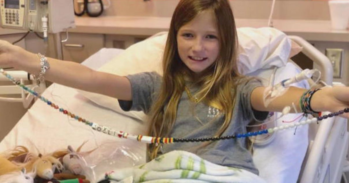 girls inoperable brain tumor disappeared that doctors feared would take her life.jpg?resize=412,232 - Doctors Are Baffled As An 11-Year-Old Girl's Inoperable Brain Tumor Disappeared On Its Own