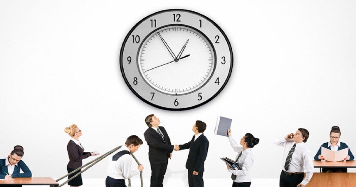 h3.jpg?resize=1200,630 - Une étude a révélé que si vous avez plus de 40 ans, vous ne devriez pas travailler plus de 3 jours par semaine