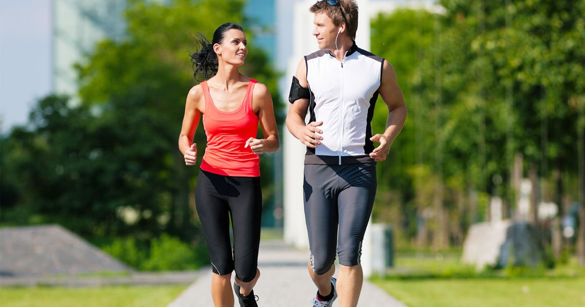 here is how you can lose weight by simply walking.jpg?resize=412,232 - Study Revealed That Short Walks Can Greatly Contribute To Weight Loss