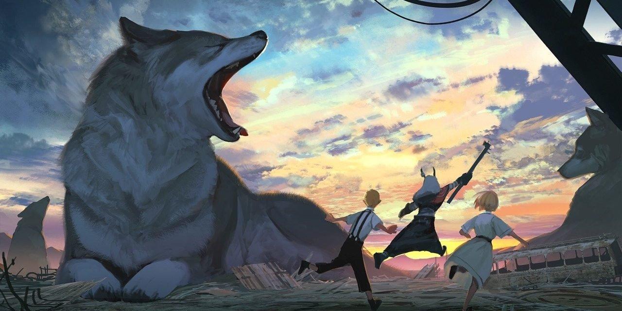 image 281 e1556957662879.jpg?resize=412,232 - Magical Work of Ariduka55 Who Creates A Fantasy World Filled With Giant Animals
