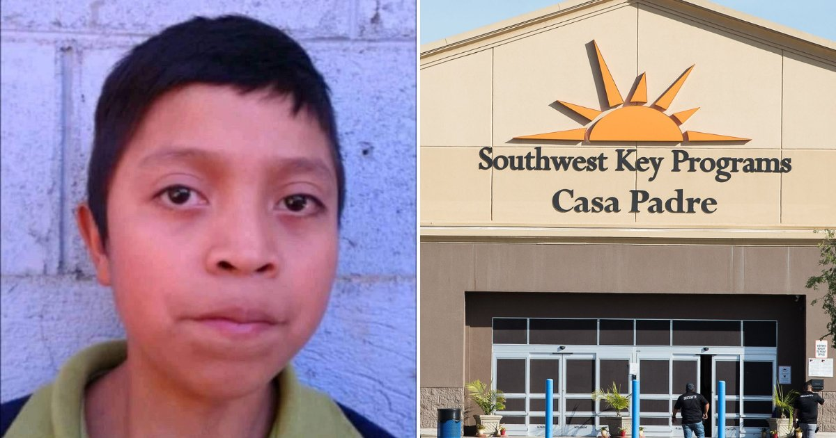 juan3.png?resize=1200,630 - 16-Year-Old Immigrant Boy Passed Away In US Government Custody