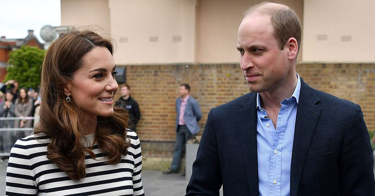 kate william harry baby.jpg?resize=300,169 - Le duc et la duchesse de Cambridge ont dit qu'ils étaient 'impatients' de rencontrer le bébé d'Harry et Meghan