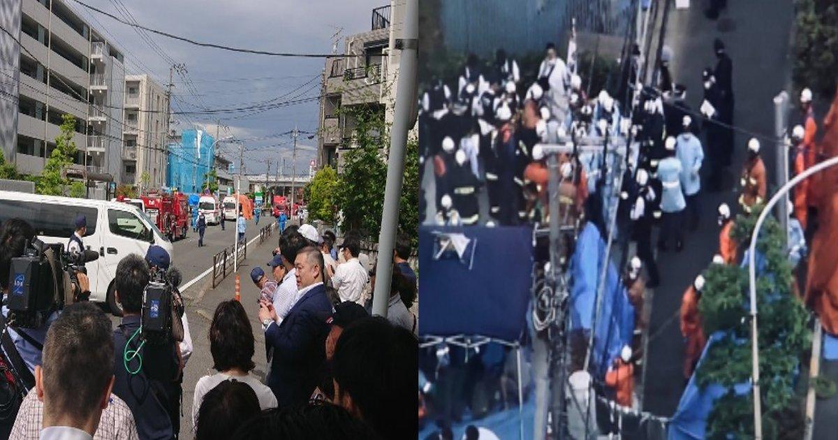 kawasaki.png?resize=1200,630 - 「スッキリ」で放送事故?川崎市の殺傷事件の目撃者が笑いながらインタビューに応じ炎上!