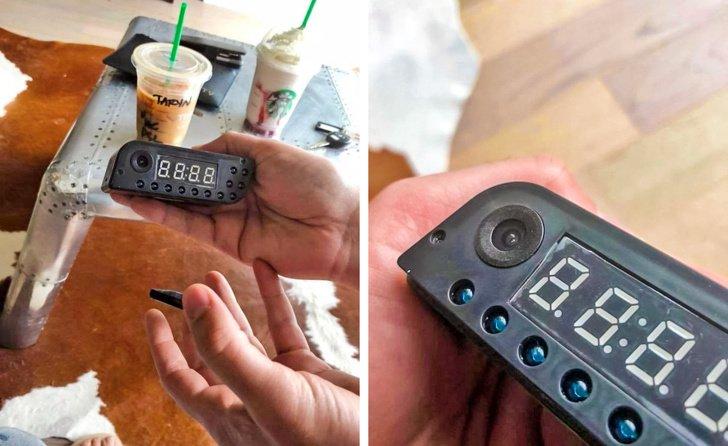 Cómo detectar rápidamente una cámara oculta enunalojamiento alquilado deAirbnb