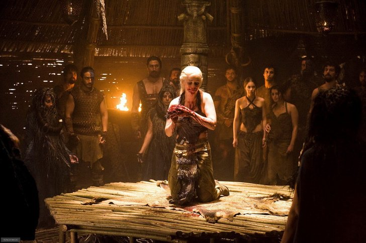 """10 Momentos poco agradables que tuvieron que vivir los actores de """"Juego de Tronos"""""""