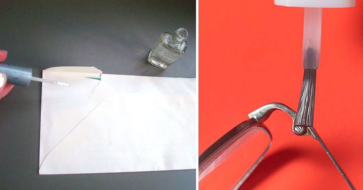 nail polish use.jpg?resize=412,275 - 50+ Amazing Things You Could Do With Nail Polish