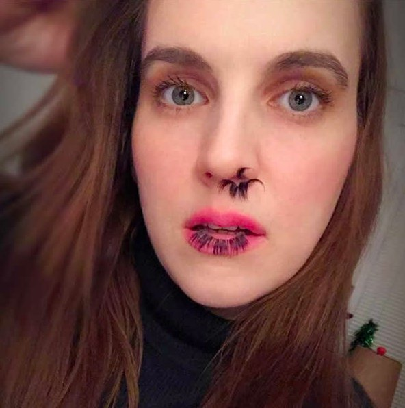 Image result for Nose Hair Extensions Are the Latest Beauty Trend We Never Asked For