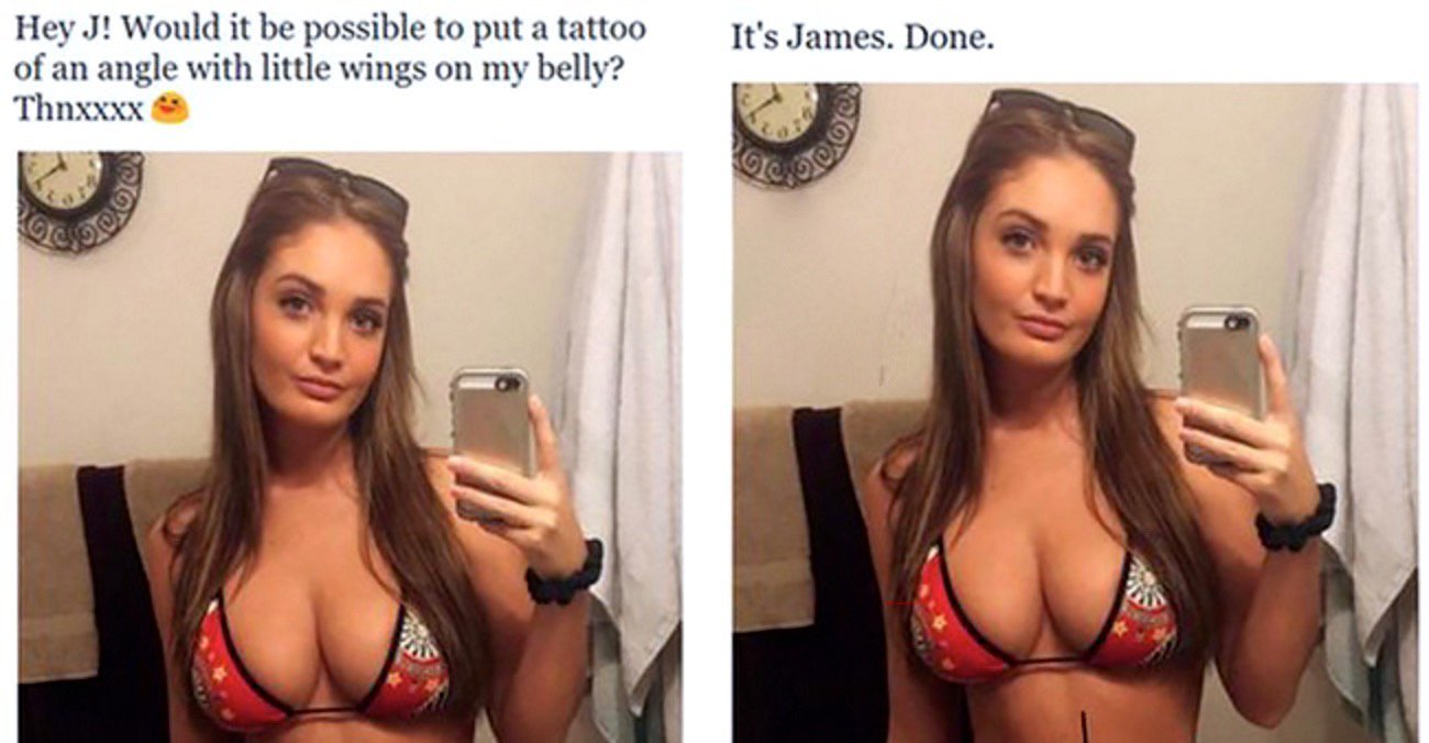 photoshop results.jpg?resize=412,232 - 50+ Hilarious Results After People Asked The Online Community For Photoshop Help