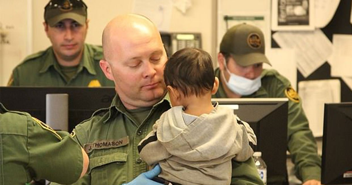 rapid dna testing revealed 30 per cent of migrants lied about family relationship to claim asylum during ice pilot of the procedure in texas.jpg?resize=1200,630 - DNA Testing Revealed 30% Of Migrants Lied About Their Family Relationship To Claim Asylum