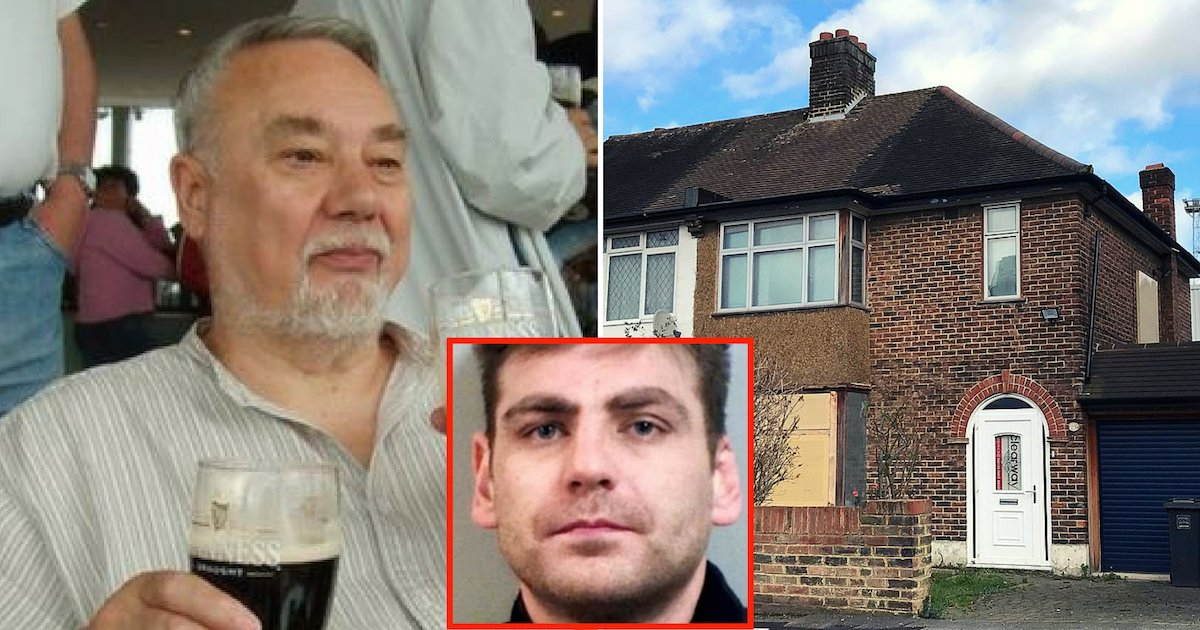 richard3.png?resize=1200,630 - Un homme de 79 ans qui a poignardé un cambrioleur qui a fait irruption dans sa maison a été contraint de quitter son domicile depuis 42 ans alors qu'il était menacé de mort