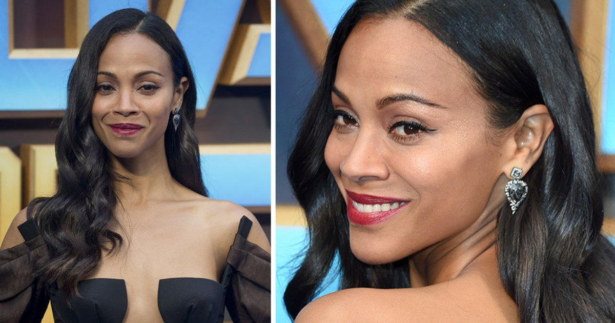 Zoe Saldana Has 3 Out Of 5 Movies Which Made More Than 2