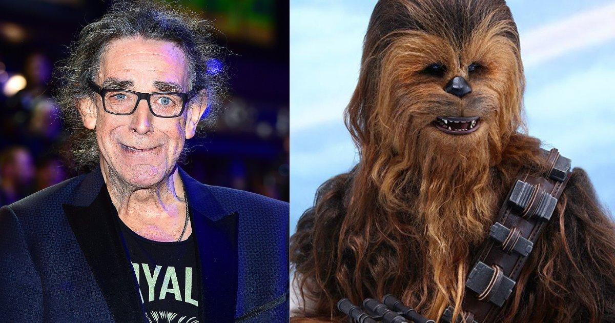 s2 1.png?resize=300,169 - Peter Mayhew, l'acteur derrière Chewbacca, fait ses derniers adieux au monde