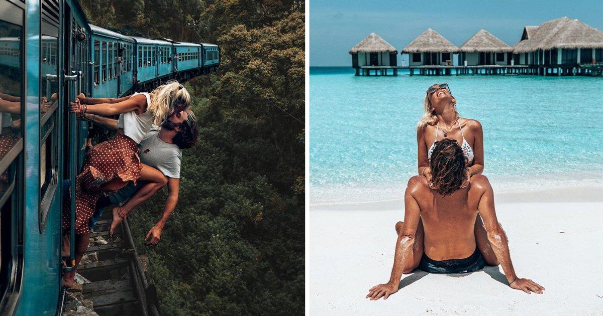 s2 2.png?resize=188,125 - Un couple critiqué pour avoir partager une de leur photo de vacances sur Instagram