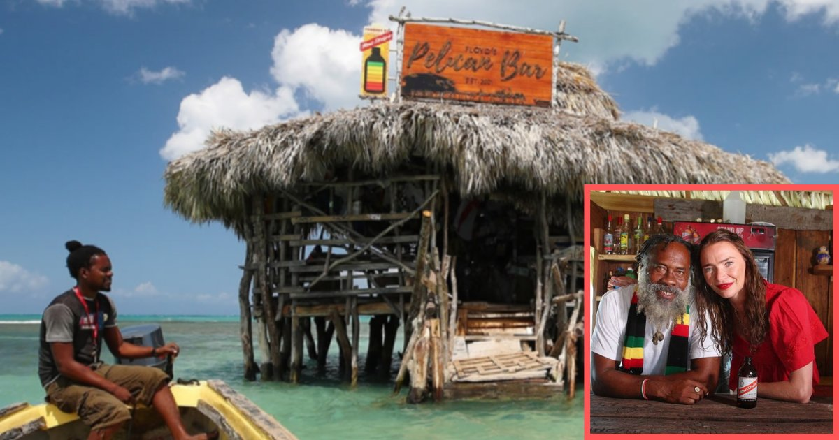 s2 7.png?resize=1200,630 - This Can Be Your Dream Job Calling Because A Floating Club in Jamaica is Looking for a Bartender