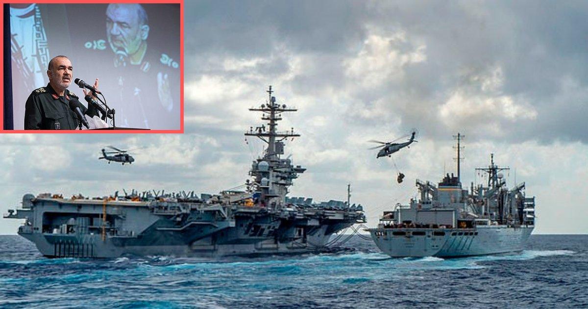 s2 9.png?resize=1200,630 - Des missiles iraniens entièrement assemblés ont été repérés près d'une base américaine dans le golfe Persique