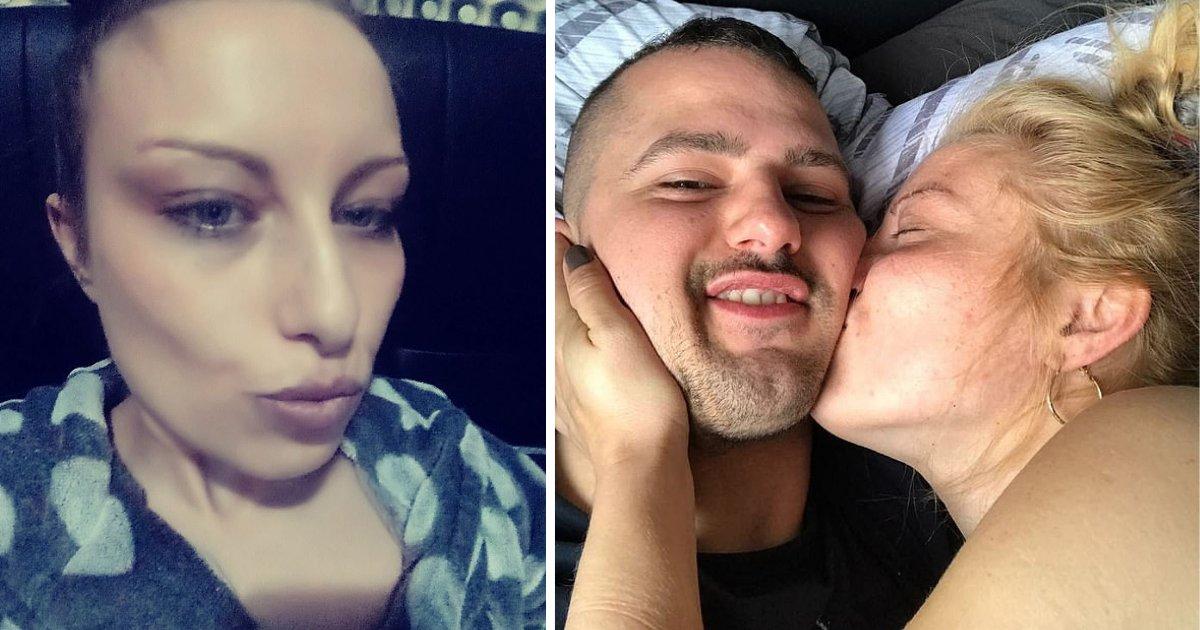 s4 15.png?resize=412,232 - Cette fille a perdu la vue pour toujours après que son petit ami abusif l'ait frappé à cause d'un soupçon de liaison