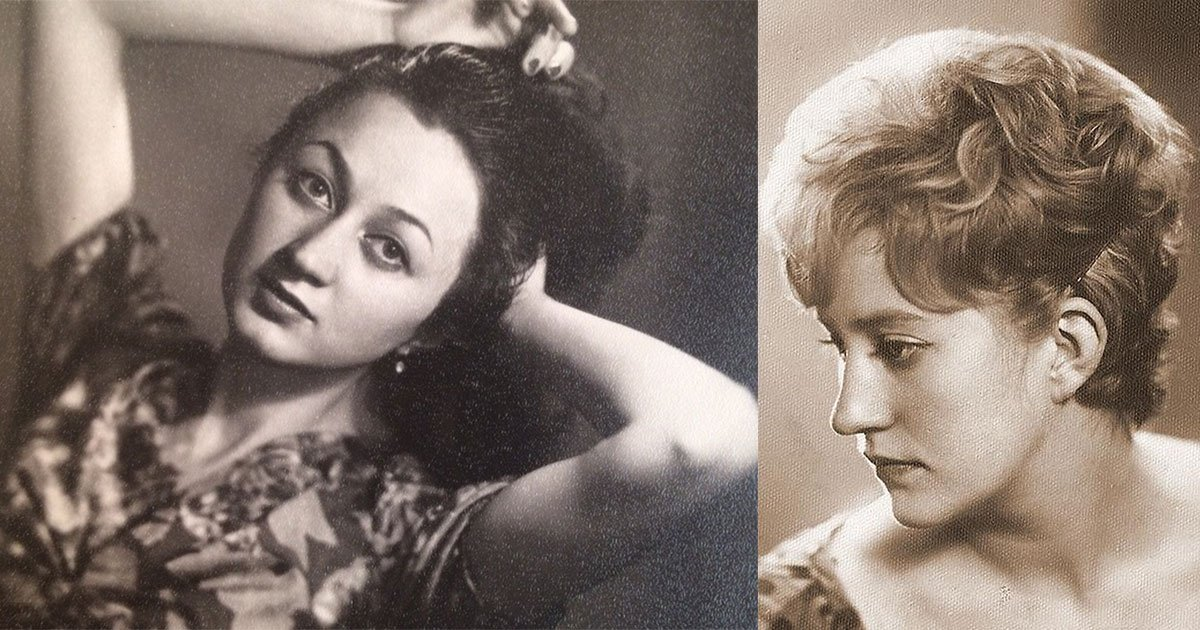 social media users shared pictures of their mom and grandmom from 20th century and their beauty is captivating.jpg?resize=412,232 - 19 photos de beautés captivantes du XXème siècle