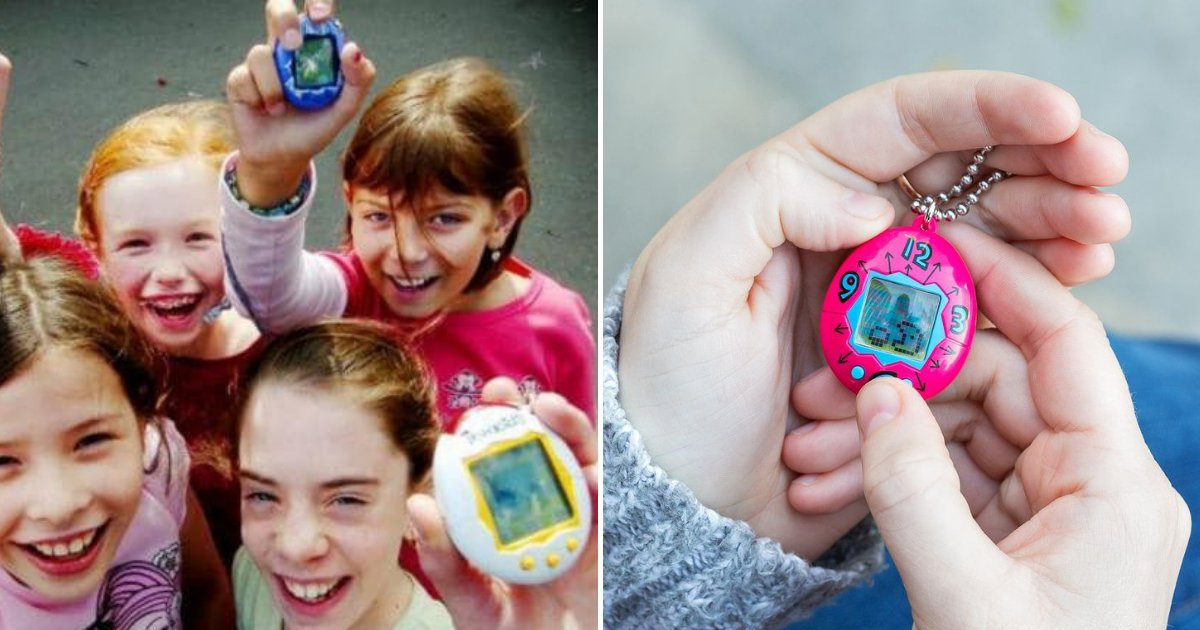 tamagotchi6.png?resize=1200,630 - Every 90s Kid's Dream! Childhood Classic Tamagotchis Are Making A Comeback