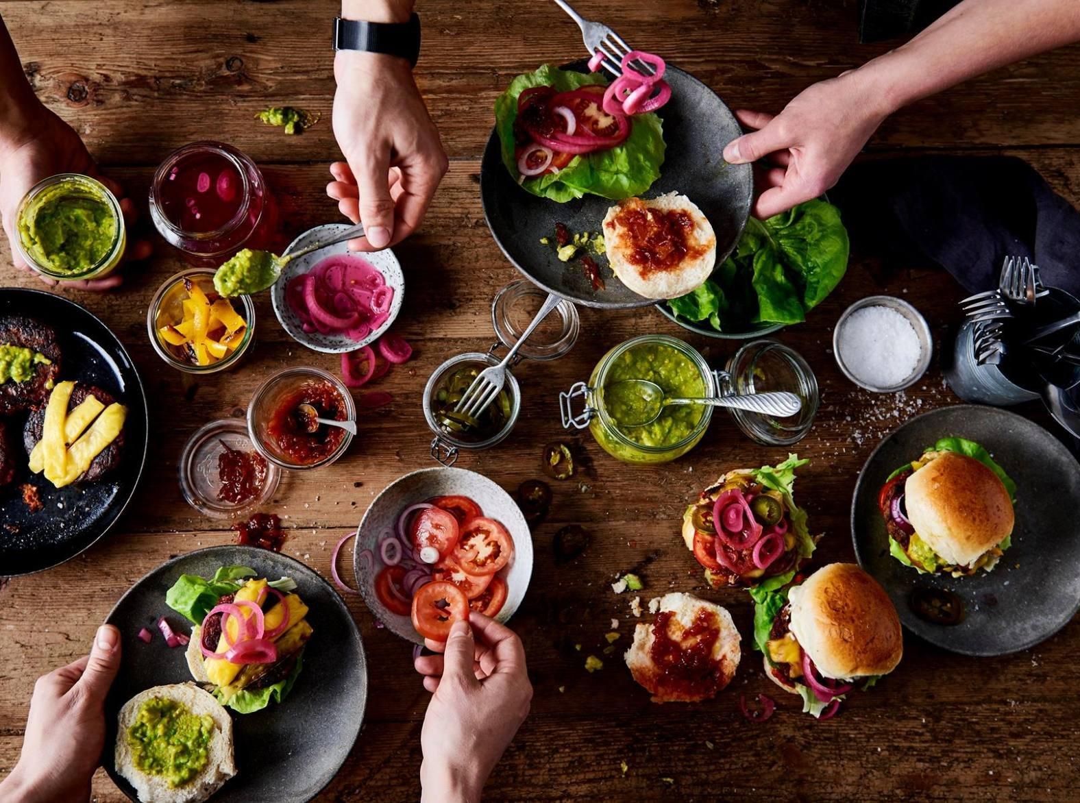 Resultado de imagen de vegan food