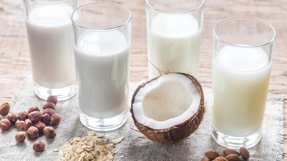 Resultado de imagen de leche vegetal