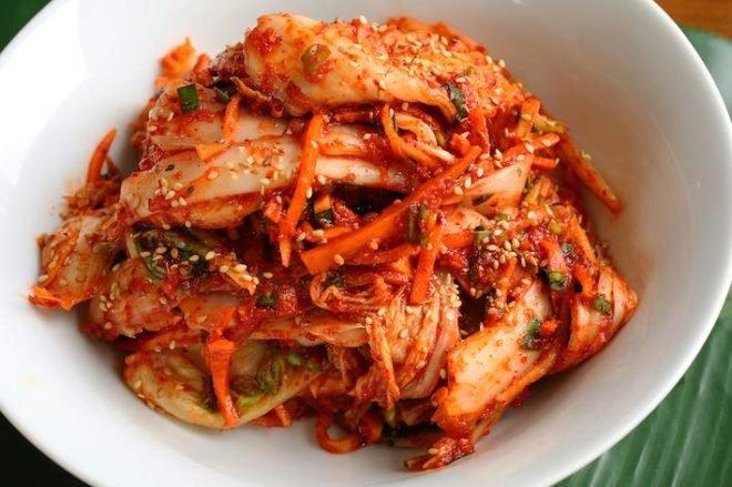 kimchi tendencias gastro 2019