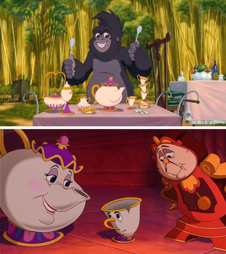 10 Sorprendentes teorías de Disney que harán añicos todo lo que sabemos