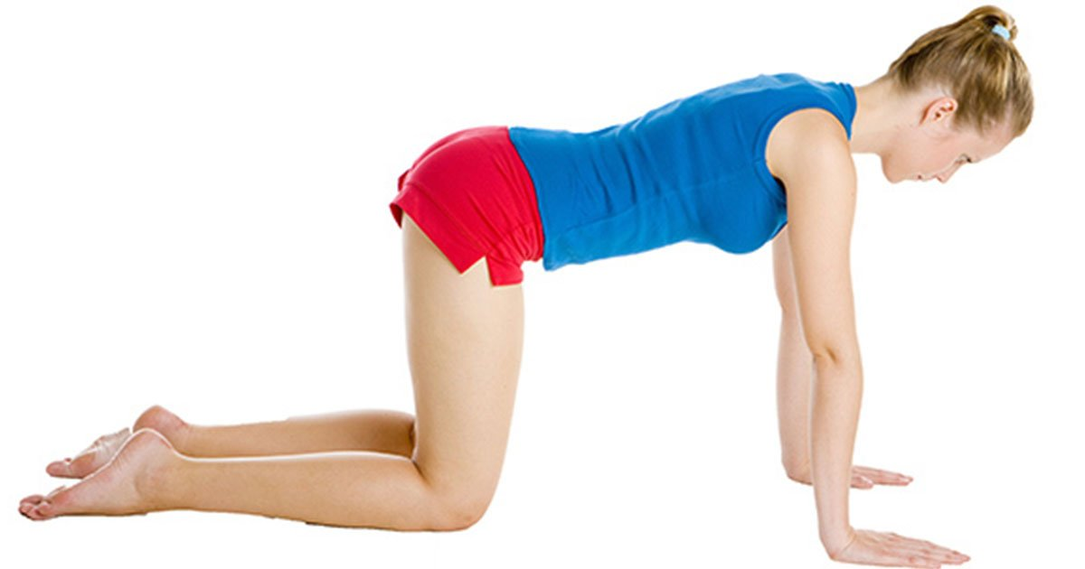this is how you can get flat belly with the stomach vacuum exercise.jpg?resize=412,232 - New Way To Get A Flat Belly 'Stomach Vacuum Exercise'