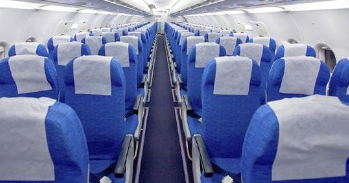 this is the reason why airplanes seats are almost blue.jpg?resize=300,169 - Voici la raison pour laquelle les sièges d'avion sont toujours bleus