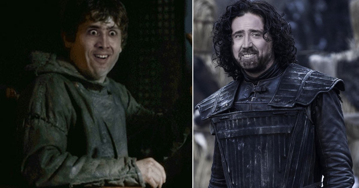 throne of cage.png?resize=412,232 - How Game Of Thrones Would Look Like If Nicolas Cage Played Every Role