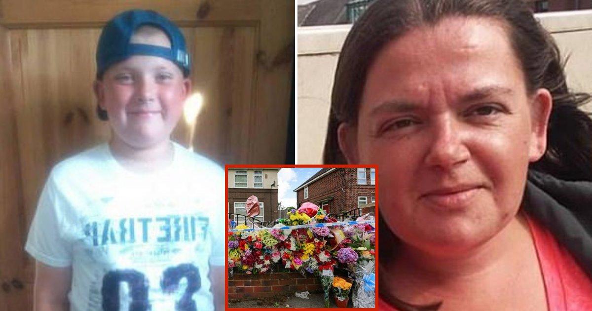 tristan5.png?resize=1200,630 - Un garçon de 13 ans qui a recueilli de l'argent pour un ami atteint du cancer a été assassiné par sa mère