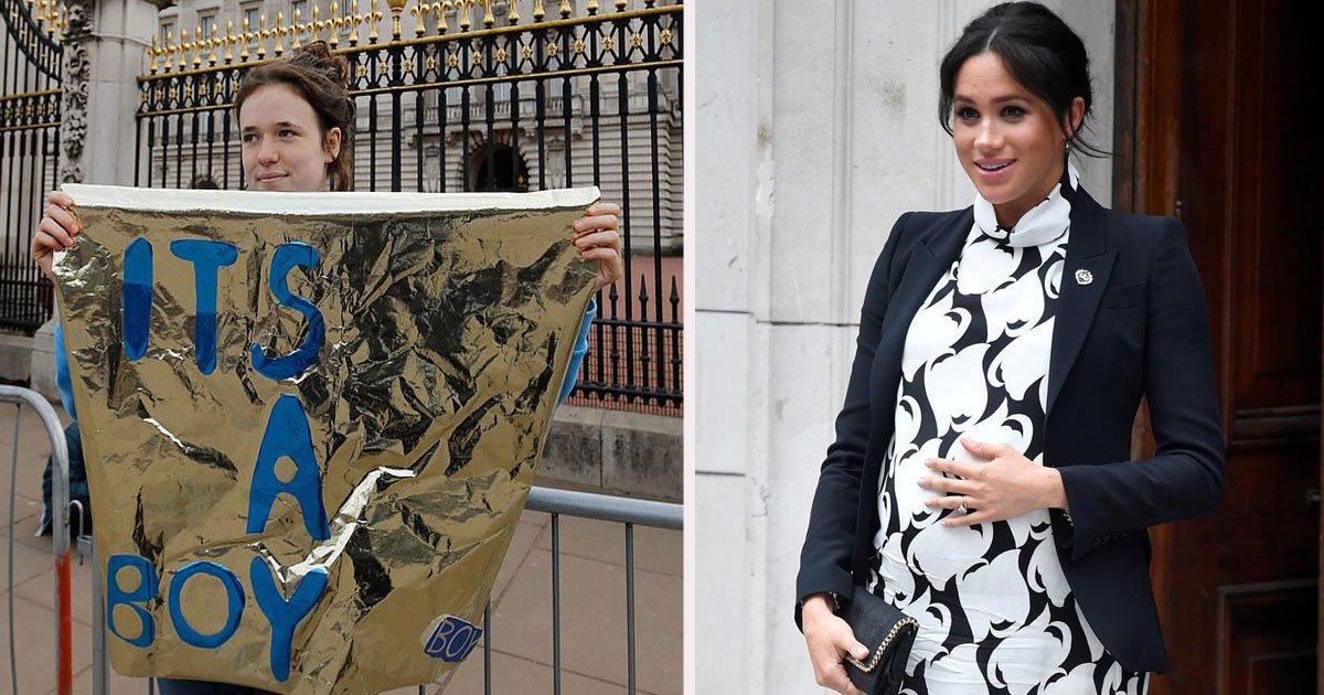 untitled 1 12.jpg?resize=1200,630 - Prince Harry et Meghan Markle ont accueilli leur premier enfant, un petit garçon