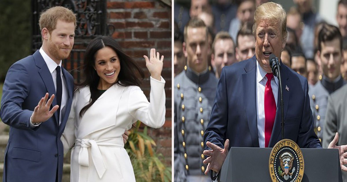 untitled 1 19.jpg?resize=412,275 - Meghan And Harry's Son Is The First Person Ever With The Right To Become Both The British Monarch And US President