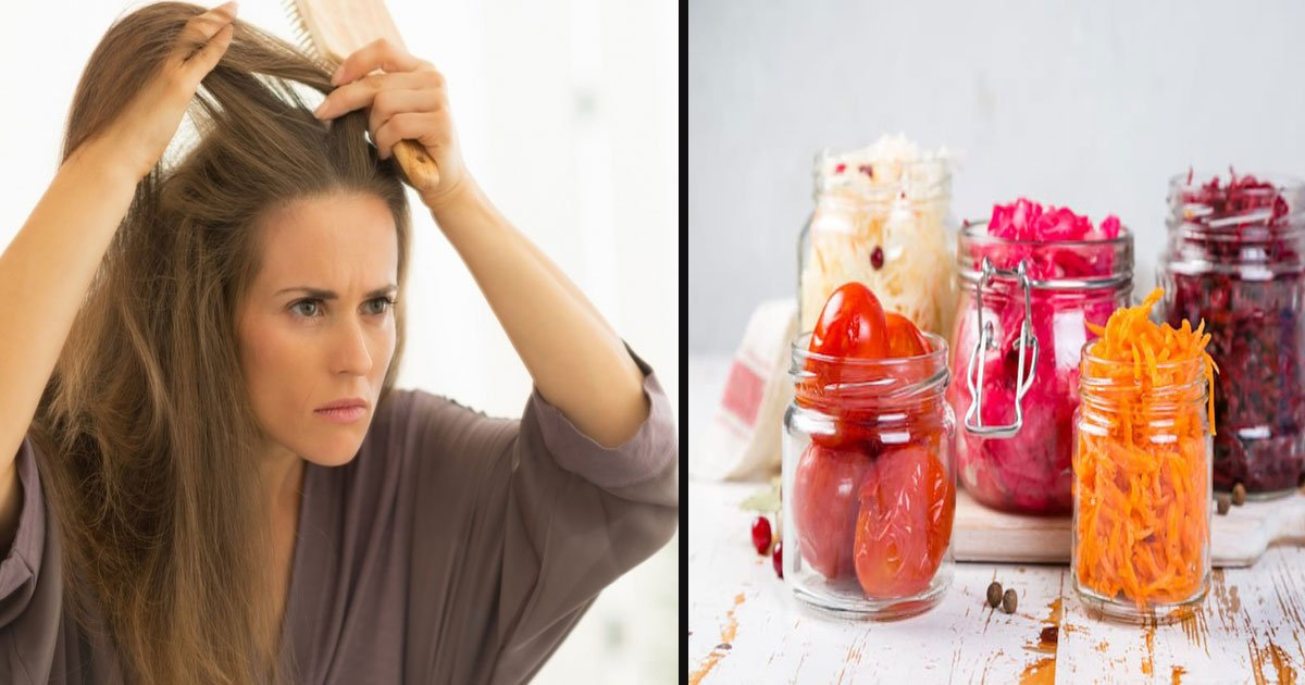 Foods That Can Help Prevent Gray Hair - Small Joys