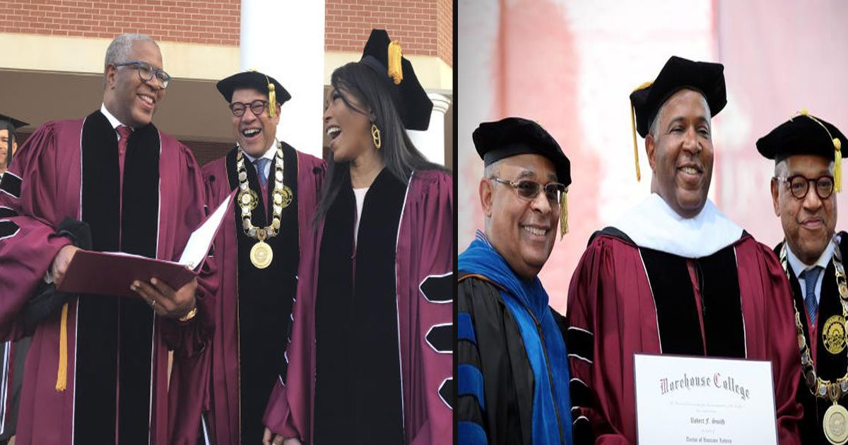 untitled 1 51.jpg?resize=412,232 - Billionaire Announced To Pay Off All The Student Loans For Morehouse College's Class Of 2019 Graduates