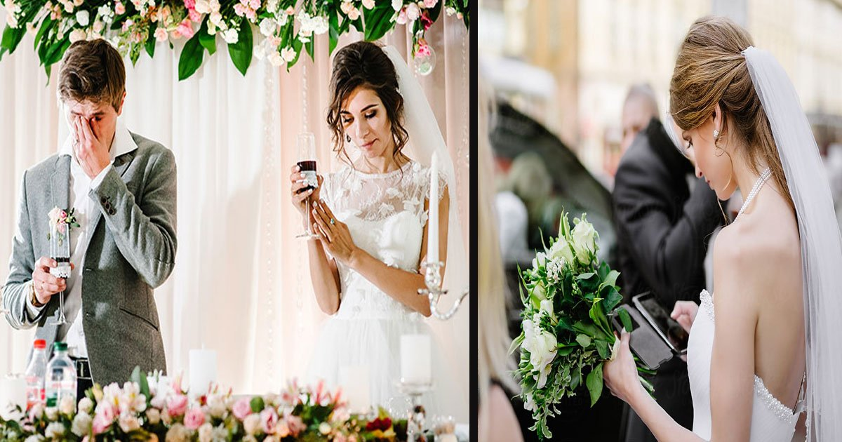 untitled 1 79.jpg?resize=1200,630 - Bride Humiliated Her Cheating Fiance By Reading Out His 'Secret' Messages Instead Of Her Vows